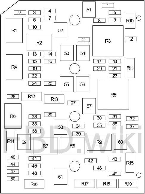 [SODI_2457]   Chevrolet Impala (2006-2013) Fuse Box Diagram | Impala Fuse Box Diagram |  | knigaproavto.ru