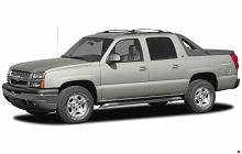 2003-2006 Chevrolet Avalanche / Cadillac Escalade EXT Fuse Box Diagram