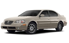1999-2003 Nissan Maxima Fuse Box Diagram