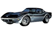 1978-1982 Chevrolet Corvette C3 Fuse Box Diagram