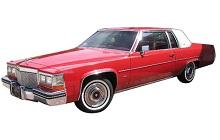 1977-1982 Cadillac DeVille Fuse Box Diagram