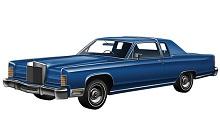 1970-1979 Lincoln Continental Fuse Box Diagram