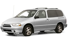 1998-2002 Nissan Quest Fuse Box Diagram