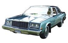 1979-1981 Chrysler Newport & Plymouth Gran Fury Fuse Box Diagram