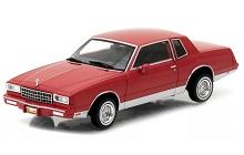 1981-1983 Chevrolet Monte Carlo Fuse Box Diagram