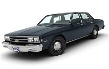 1980-1985 Chevrolet Impala Fuse Box Diagram