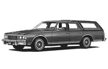 Caprice Estate wagon