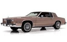 Cadillac Eldorado X