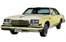 1977-1981 Buick LeSabre Fuse Box Diagram