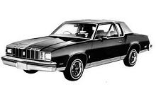 1978-1981 Oldsmobile Cutlass Fuse Box Diagram