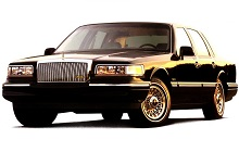 Схема предохранителей Lincoln Town Car (1992-1997)