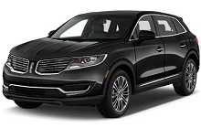 Lincoln MKX (2016-2018)