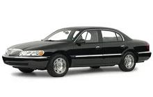 1995-2002 Lincoln Continental