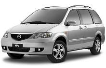 1999-2006 Mazda MPV Fuse Box Diagram