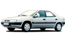 1992-1997 Citroen Xantia Fuse Box Diagram