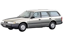 1987-1992 Mazda 626 (GD, GV) Fuse Box Diagram