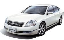 2003-2008 Nissan Teana J31 Fuse Box Diagram