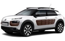 2014-2018 Citroen C4 Cactus Fuse Box Diagram