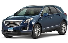 Cadillac XT5 Fuse Box Diagram