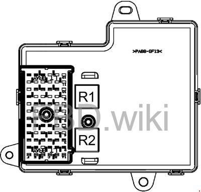 05 10 Chevrolet Cobalt      Pontiac       G5       Fuse       Box       Diagram