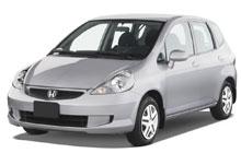 2006-2008 Honda Fit Fuse Box Diagram