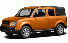 2003-2011 Honda Element Fuse Box Diagram
