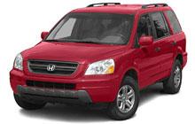 Схема предохранителей Honda Pilot (2002-2008)