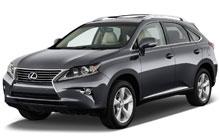Схема предохранителей Lexus RX 350 (2010–2015)