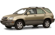 Схема предохранителей Lexus RX 300 (1999–2003)