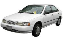 1995-1999 Nissan Sentra Fuse Box Diagram