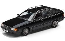 1989-1991 Audi 100/200 (C3) Fuse Box Diagram