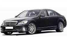 2005-2013 Mercedes-Benz W221 and C216 Fuse Box Diagram