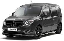 Mercedes-Benz Citan (W415) Fuse Box Diagram