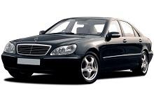 1998-2005 Mercedes-Benz W220 and C215 Fuse Box Diagram