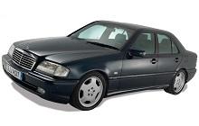1993-2001 Mercedes-Benz W202 (C-Class) fuse diagram