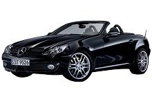 2004-2010 Mercedes-Benz SLK (R171) Fuse Box Diagram