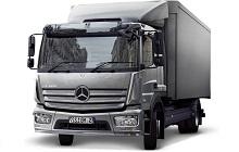 2013-2018 Mercedes-Benz Atego Fuse Box Diagram