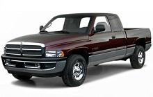1994-2001 Dodge Ram 1500/2500/3500 Fuse Box Diagram