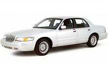 1998-2002 Mercury Grand Marquis GS