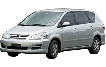 2001-2009 Toyota Ipsum, Avensis Verso, Picnic Fuse Box Diagram