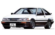 '83-'87 Toyota Corolla AE86