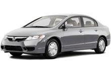 2006-2011 Honda Civic Fuse Box Diagram