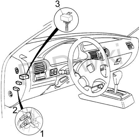 90 93 Honda Accord Fuse Diagram, 93 Honda Accord Headlight Wiring Diagram