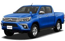 2015-2019 Toyota Hilux Fuse Box Diagram