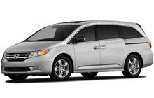 Схема предохранителей Honda Odyssey (RL5; 2010-2017)