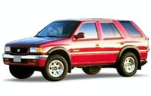 '93-'97 Honda Passport