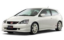 Схема предохранителей Honda Civic (2000-2005)