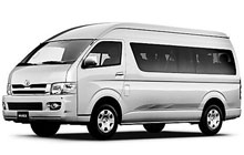 2004-2013 Toyota HiAce (H200) Fuse Box Diagram