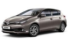 2013-2018 Toyota Auris &  Corolla  Fuse Box Diagram