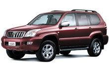 '02-'09 Toyota Land Cruiser Prado 120